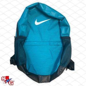 Turquoise Nike Athletic Backpack